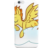 Napping Spitfire iPhone Case/Skin