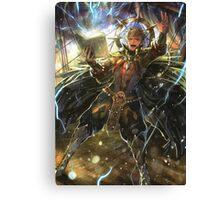 Fire Emblem Fates - Odin Canvas Print