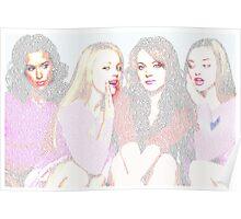 Mean Girls Script Poster