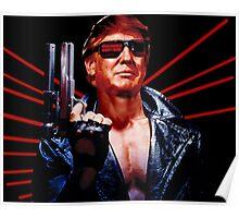 Terminator Trump Poster