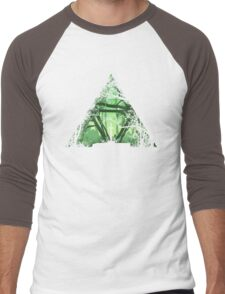 Treeforce Men's Baseball ¾ T-Shirt