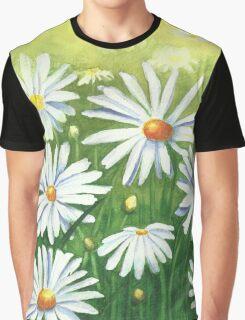 Dahlias Graphic T-Shirt