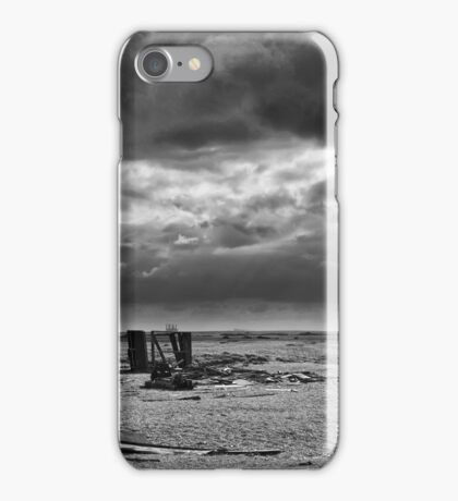 Dungeness Through a Prime Lens 06 iPhone Case/Skin