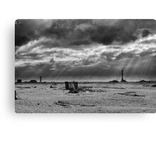 Dungeness Through a Prime Lens 06 Canvas Print