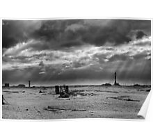 Dungeness Through a Prime Lens 06 Poster