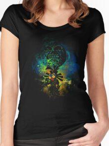 Majora's Art Women's Fitted Scoop T-Shirt