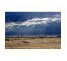 Dungeness Through a Prime Lens 05 Art Print