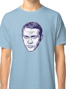 Steve McQueen - The King of Cool Classic T-Shirt