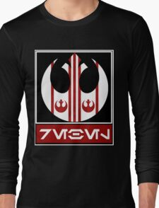 Rebel Alliance: Rebel Long Sleeve T-Shirt