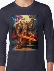 God Emperor Trump Long Sleeve T-Shirt