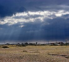 Dungeness Through a Prime Lens 04 by Andy Coleman