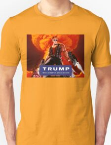 Duke Nukem Trump Unisex T-Shirt