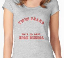 Twin Peaks High School Women's Fitted Scoop T-Shirt