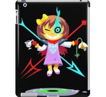 Frisk Undertale Boss Combination iPad Case/Skin