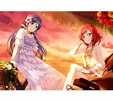 Love Live! School Idol Project - Summer Vacation Photographic Print