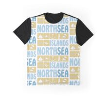 NORTH SEA ISLAND Graphic T-Shirt