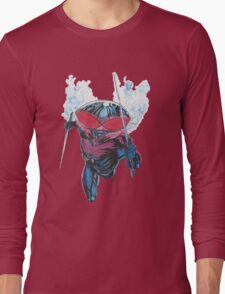 Black Manta Long Sleeve T-Shirt