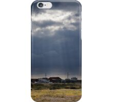 Dungeness Through a Prime Lens 03 iPhone Case/Skin