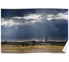 Dungeness Through a Prime Lens 03 Poster