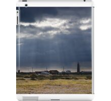Dungeness Through a Prime Lens 03 iPad Case/Skin