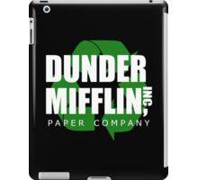 Dunder Mifflin Recycle iPad Case/Skin