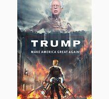 Attack on Titan Trump Unisex T-Shirt