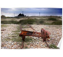 Dungeness Through a Prime Lens 02 Poster