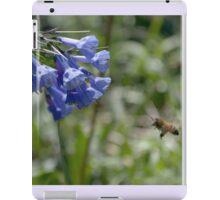 Bee Flower iPad Case/Skin