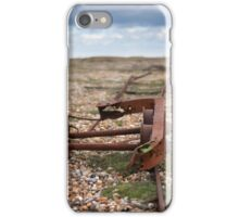 Dungeness Through a Prime Lens 01 iPhone Case/Skin