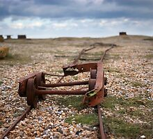 Dungeness Through a Prime Lens 01 by Andy Coleman