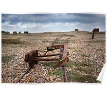 Dungeness Through a Prime Lens 01 Poster
