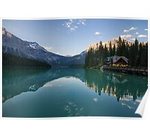 Emerald Lake Lodge Poster