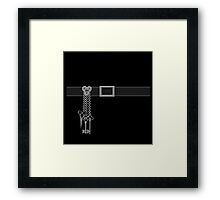 The Keeper of The Keys Framed Print