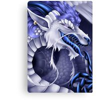 Kae's Teeth Canvas Print