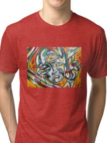 Hippie Thrills Tri-blend T-Shirt