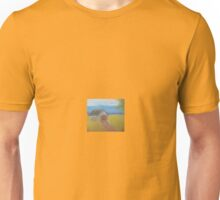 barn on the praire Unisex T-Shirt