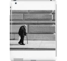 weight of the world. iPad Case/Skin