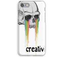 Creativity iPhone Case/Skin
