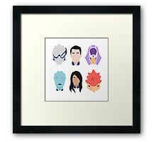 Choose Your Party No. 1 Framed Print