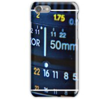 Nifty Fifty iPhone Case/Skin