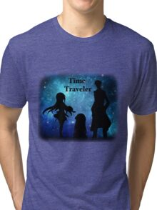 Time Traveler Tri-blend T-Shirt