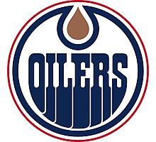 Edmonton Oilers Photographic Print