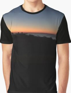 Sunset glory Graphic T-Shirt