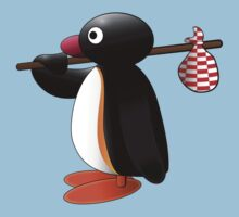 Pingu the Penguin Kids Tee