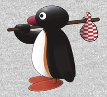 Pingu the Penguin One Piece - Long Sleeve