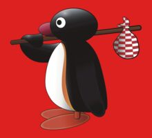 Pingu the Penguin One Piece - Short Sleeve