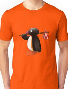 Pingu the Penguin Unisex T-Shirt