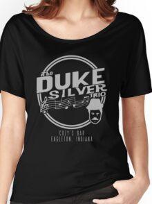 Duke Silver Trio Women's Relaxed Fit T-Shirt