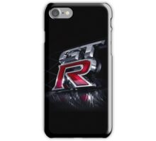 GTR new logo 2 iPhone Case/Skin