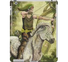 Forest Elf iPad Case/Skin